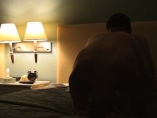 Amateur Twinks barefuck in einem Hotel.
