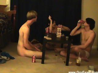 Homosexuell Film dies ist ein langwieriger Video für Sie Voyeur Typen, die die Idee mögen
