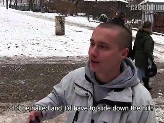 tschechisch Jäger - Tschechische Schnee Intro