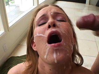 Sperma-Süchtigen 6 sasha knox mega Gesichts
